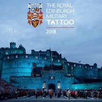 2018 Calendar Royal Edinburgh Military Tattoo