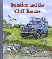 Landy 6: Fender & the Cliff Rescue
