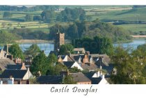 Castle Douglas Postcard (H A6 LY)