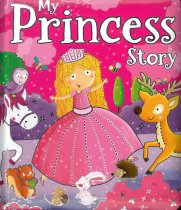 My Princess Story Board Book