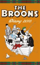2018 Diary Broons