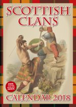 2018 Calendar Scottish Clans