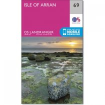 Landranger Active 69 Isle of Arran