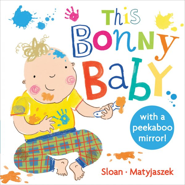 This Bonny Baby Board Book (Sep)