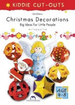 Kiddie Cut Outs Christmas Decorations