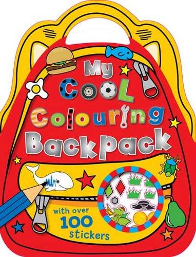 My Cool Colouring Backpack (Sep)