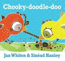 Chooky Doodle Do Board Book