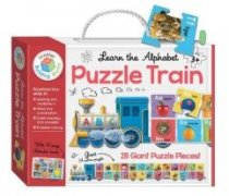 Jigsaw ABC Puzzle Train