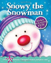 Snowy the Snowman Sticker Activity