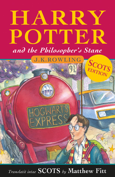 Harry Potter & the Philosopher's Stane (Oct)