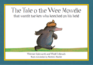 The Tale o the Wee Mowdie