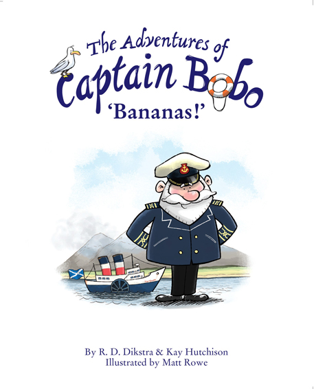 Adventures of Captain Bobo: Bananas