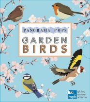 Garden Birds Panorama Pops