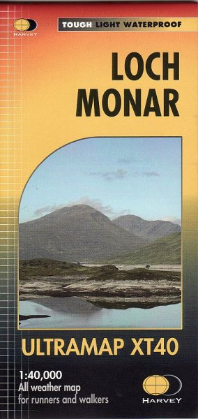 XT40 Ultra Map Loch Monar