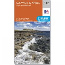 Explorer 332 Alnwick & Amble