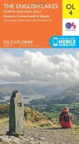 Explorer OL Map 04 The English Lakes - North-Western Area