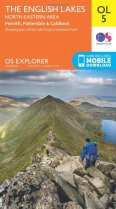 Explorer OL Map 05 The English Lakes - North-Eastern Area