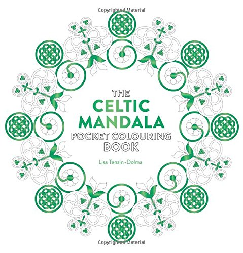 Celtic Mandala Pocket Colouring Book, The