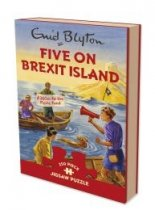 Jigsaw Five on Brexit Island 250pc