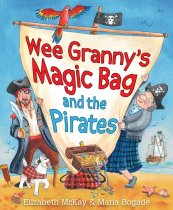 Wee Granny's Magic Bag & the Pirates