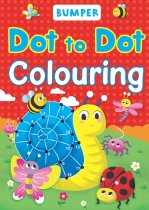 Bumper Dot to Dot Colouring