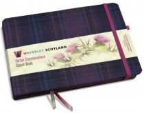 Tartan Commonplace Guest Book