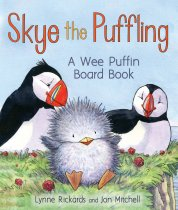 Skye the Puffling Board Book