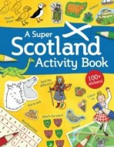 Super Scotland Activity Book, A