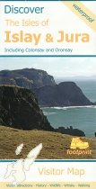 Discover Isles of Islay & Jura Footprint Visitor Map