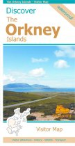 Footprint Visitor Map Discover the Orkney Islands