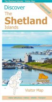 Footprint Visitor Map Discover the Shetland Isles