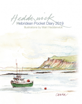 2019 Diary Hebridean Pocket