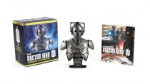 Doctor Who Cyberman Bust & Book Kit