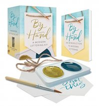 By Hand Modern Lettering Kit