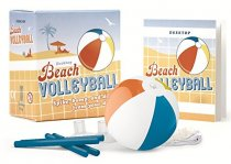 Desktop Beach Volleyball Kit