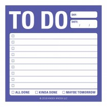 Sticky Notes: To Do