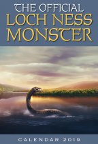 2019 Calendar Official Loch Ness Monster Mini
