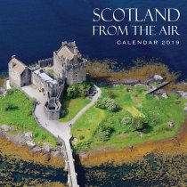 2019 Calendar Scotland from the Air (2 for £6)