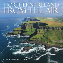 2019 Calendar Northern Ireland from the Air (2 for £6)