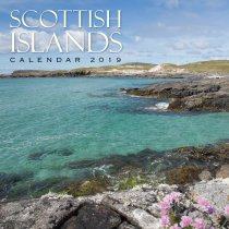2019 Calendar Scottish Islands (2 for £6)