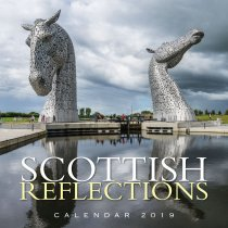 2019 Calendar Scottish Reflections (2 for £6)