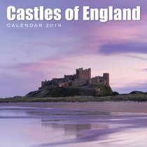 2019 Calendar Castles of England (2 for £6)