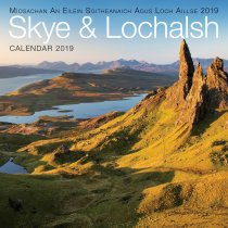 2019 Calendar Skye & Lochalsh (2 for £6)