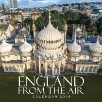 2019 Calendar England from the Air
