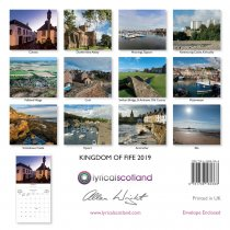 2019 Calendar Kingdom of Fife (Mar)