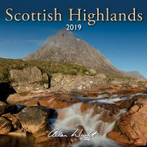 2019 Calendar Scottish Highlands