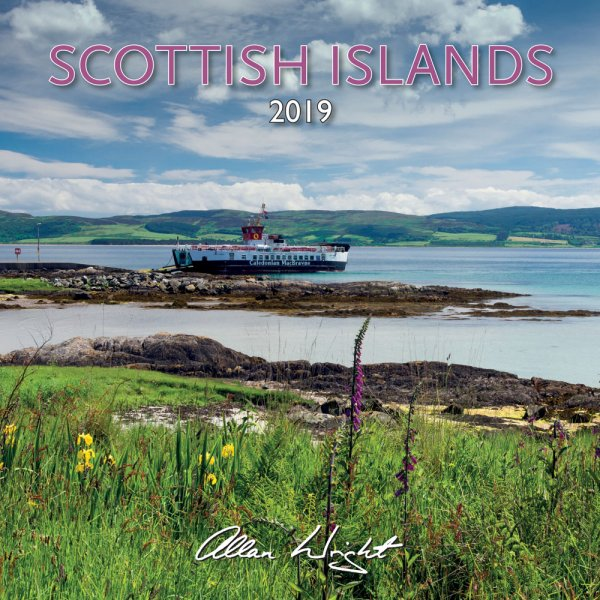 2019 Calendar Scottish Islands (Mar)