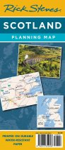 Rick Steves' Scotland Planning Map (Jun)