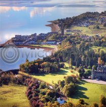 Inveraray Colour Photo Greetings Card (LY)