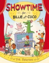 Showtime for Billie & Coco